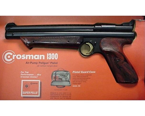 Crosman 1300 Medalist Seal Kit