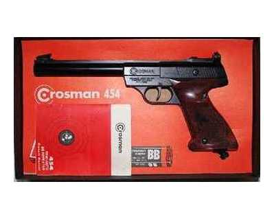 Crosman 454 and 1600 Seal Kit